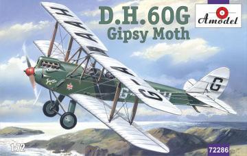 de Havilland DH.60G Gipsy Moth · AM 72286 ·  A-Model · 1:72
