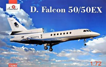 Dassault Falcon 50/50EX · AM 72293 ·  A-Model · 1:72