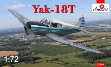 Yak-18T · AM 72303 ·  A-Model · 1:72