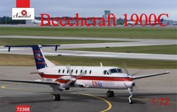 Beechcraft 1900C · AM 72308 ·  A-Model · 1:72