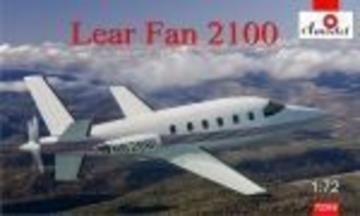Lear fan 2100 · AM 72310 ·  A-Model · 1:72