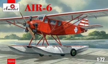 AIR-6 Soviet floatplane · AM 72312 ·  A-Model · 1:72