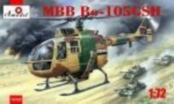 MBB Bo-105GSH · AM 72322 ·  A-Model · 1:72