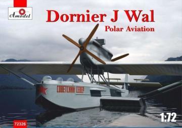 Dornier J Wal, Polar aviation · AM 72326 ·  A-Model · 1:72