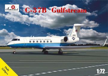 C-37b Gulfstream · AM 72327 ·  A-Model · 1:72