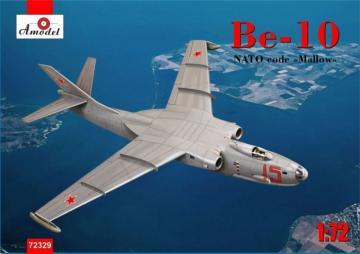 Beriev Be-10 · AM 72329 ·  A-Model · 1:72