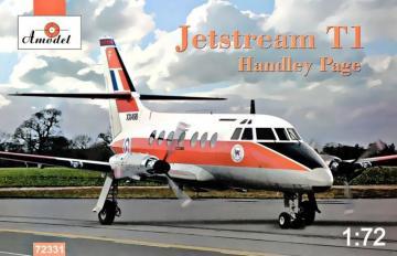 Jetstream T1 Handley Page · AM 72331 ·  A-Model · 1:72