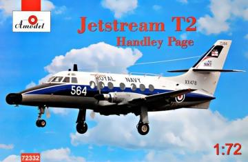 Jetstream T2 Handley Page · AM 72332 ·  A-Model · 1:72