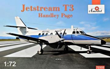 Jetstream T3 Handley Page · AM 72333 ·  A-Model · 1:72