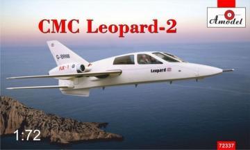 CMC Leopard 2 · AM 72337 ·  A-Model · 1:72