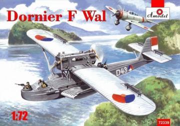 Dornier Do J/F Wal,East India war · AM 72339 ·  A-Model · 1:72