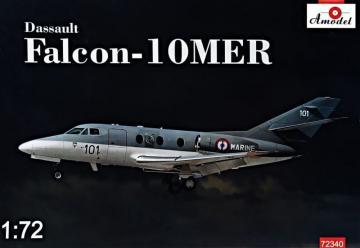 Dassault Falcon 10MER · AM 72340 ·  A-Model · 1:72