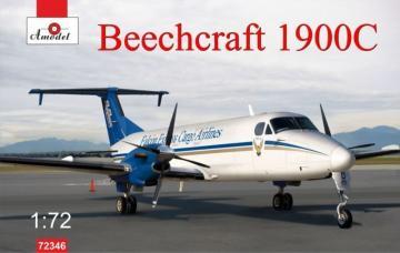Beechcraft 1900C · AM 72346 ·  A-Model · 1:72