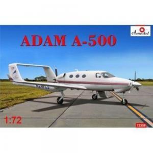 Adam A500 US civil aircraft · AM 72350 ·  A-Model · 1:72