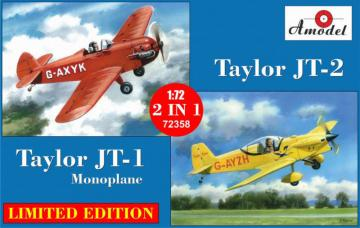 Taylor JT-1 Monoplane & Taylor JT-2 · AM 72358 ·  A-Model · 1:72