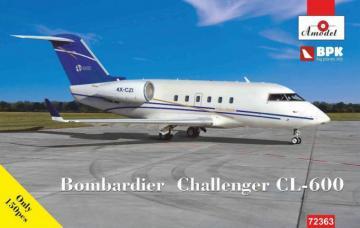 Bombardier Chellenger CL-600 · AM 72363 ·  A-Model · 1:72