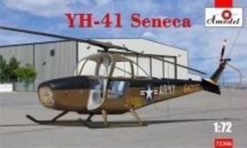 Cessna YH-41 SENECA Helicopter · AM 72366 ·  A-Model · 1:72
