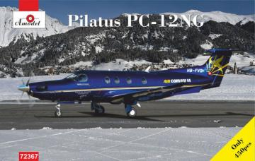 Pilatus PS-12NC · AM 72367 ·  A-Model · 1:72