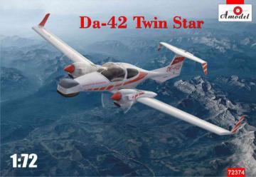 Da-42 Twin Star · AM 72374 ·  A-Model · 1:72