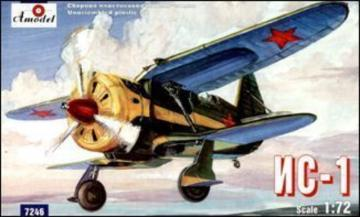 IS-1 Soviet experimental fighter · AM 7246 ·  A-Model · 1:72