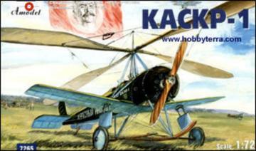 KASKR-1 Soviet autogiro · AM 7265 ·  A-Model · 1:72