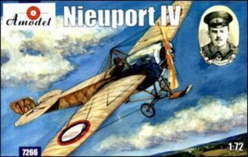 Nieuport IV · AM 7266 ·  A-Model · 1:72