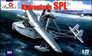 Hydroplane SPL · AM 7271 ·  A-Model · 1:72