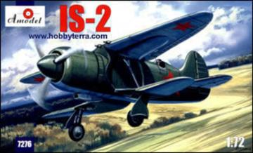 IS-2 Soviet experimental fighter · AM 7276 ·  A-Model · 1:72