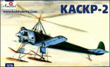 KASKR-2 Soviet autogiro · AM 7279 ·  A-Model · 1:72