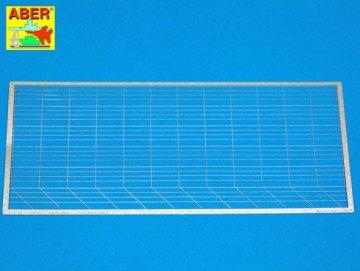 Railing four horizontal bars · AB 100-04 ·  Aber · 1:100
