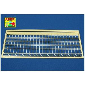 Ships railing – window type · AB 150-04 ·  Aber · 1:150