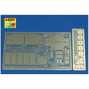 Tiger I, Ausf.E – Early version – (Additional set) · AB 16008 ·  Aber · 1:16