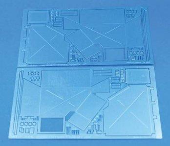 Panther G- Vol.5- Rear tool boxes / Hintere Werkzeugkisten · AB 16019 ·  Aber · 1:16
