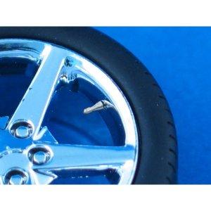 Velves to wheels / Luftventile für Reifen · AB 24004 ·  Aber · 1:24