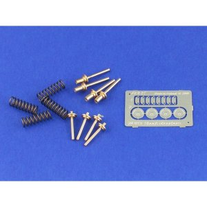 Shock absorbers/ Stoßdämpfer · AB 24013 ·  Aber · 1:24