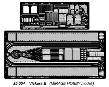 Vickers E · AB 35004 ·  Aber · 1:35