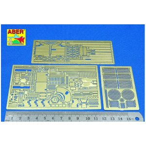 Jagdpanther [for all versions] · AB 35028 ·  Aber · 1:35