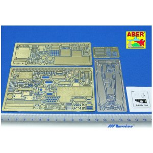 """Sd.Kfz.250/8 """"Neu"""" """"Stumel"""" · AB 35074 ·  Aber · 1:35"""
