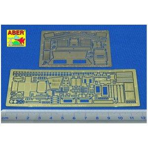 "Sd.Kfz.250/11 ""Alt"" (late) – additional set · AB 35085 ·  Aber · 1:35"