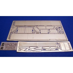 Fenders for T-55A-vol.2-additional set · AB 35129 ·  Aber · 1:35