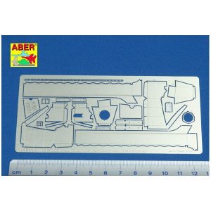 """Armored Personnel Carrier Sd.Kfz.250/3""""Alte"""" Vol.2-add set · AB 35160 ·  Aber · 1:35"""