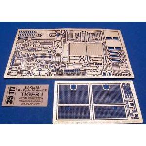 Sd.Kfz.181 Pzkpfw.VI Ausf.E Tiger I- Initial product. · AB 35177 ·  Aber · 1:35