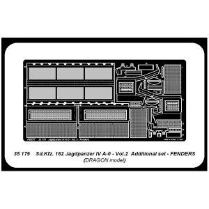 Sd.Kfz.162 JagdpanzerIVA-0-Vol.2-add. Set-fenders · AB 35179 ·  Aber · 1:35