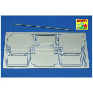 KV-1 or KV-2 vol.4-tool boxes early type for early fenders · AB 35194 ·  Aber · 1:35