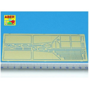 Turret skirts for PzKpfw IV · AB 35A06 ·  Aber · 1:35