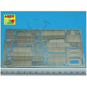 Storage boxes Pz.Kpfw. 38 (t) · AB 35A109 ·  Aber · 1:35