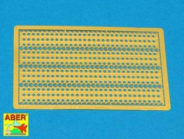 PSP (Pierced steel planks) set · AB 35A119 ·  Aber · 1:35