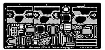 German Jacks (typ 1) · AB 35A19 ·  Aber · 1:35