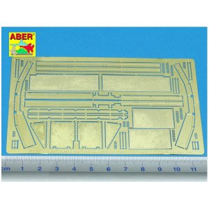 Fenders for Jagdpanzer IV · AB 35A37 ·  Aber · 1:35