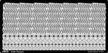 Flowers · AB 35D-05 ·  Aber · 1:35
